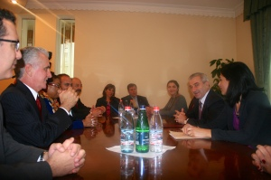 Delegation with Speaker