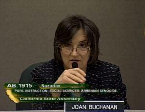 Assemblymember Joan Buchanan