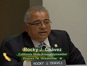 Assemblymember Rocky Chavez