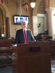 LA Councilmember Paul Krekorian