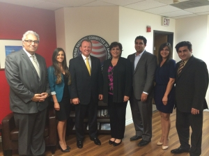 ANCA WR with Chief Jim McDonnell